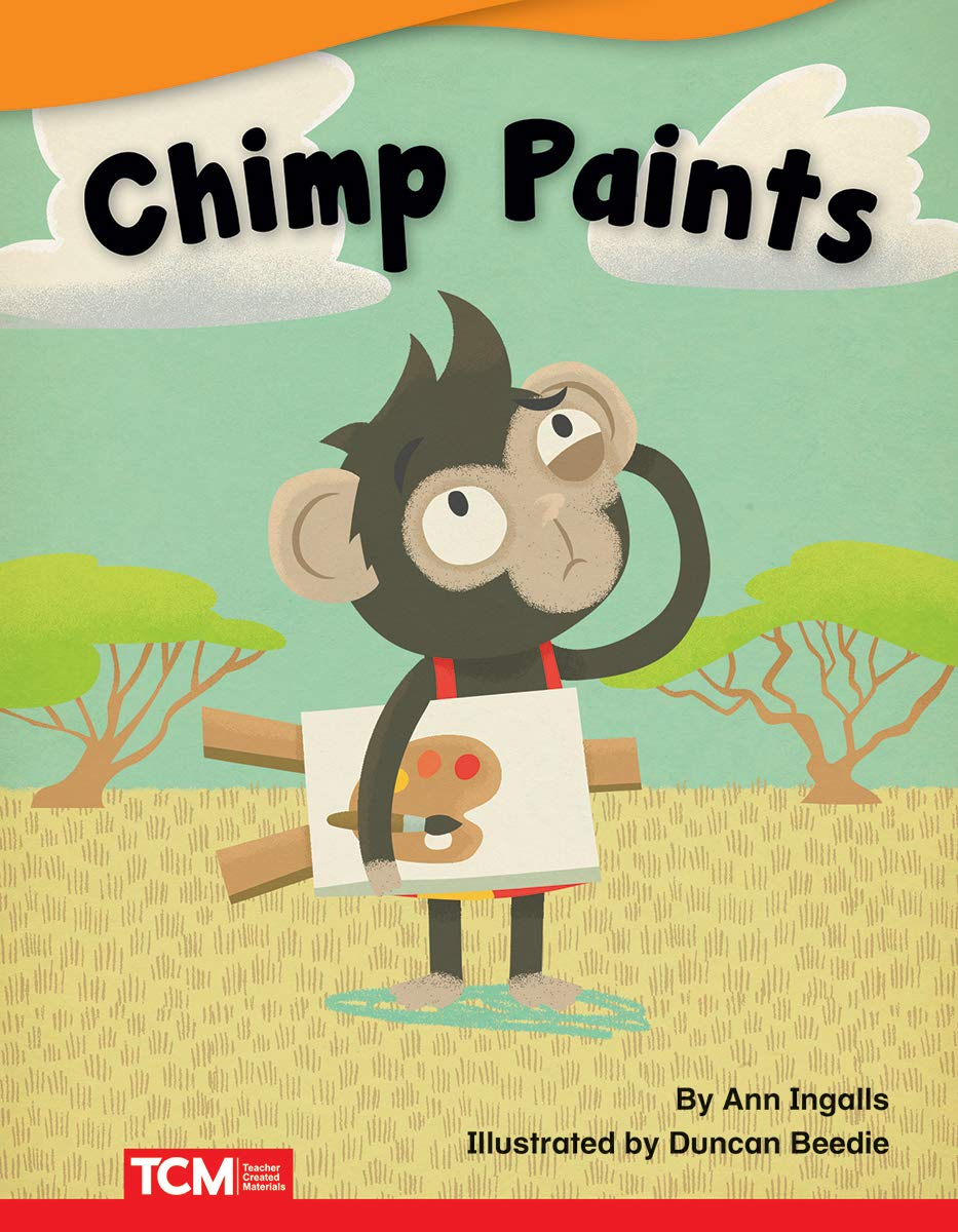 Chimp Paints!