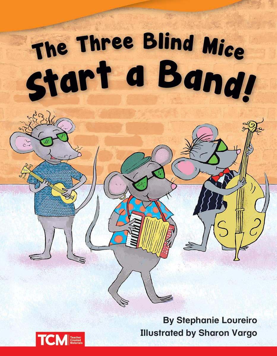 Three Blind Mice Build a Band!